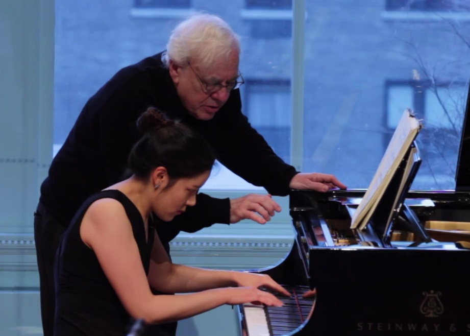 Hokyong_Richard Goode