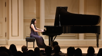 Concert Artists International, Winners Concert, Virtuoso Competition II, Hokyong Choi - piano